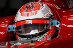 Formule 1: Kimi Raikkonen (Ferrari), retour en forme à Spa!