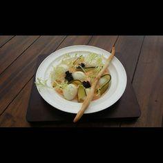 Our new dinner menu launch from last night. . Here's the entrees @tinhillsocial  Hay Smoked Quail Egg Salad Tomato Espuma Gin Pickled Cucumbers Caviar Grissini  #foodporn #food #sgfood #singapore #chefmichaellewis #cheflife #truecooks #sgfoodies #gastroart #sgfoodunion #sg #100turfclub #tinhillsocial #nofilter #theartofplating #foodart by chefmichaellewis