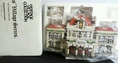 "Dept 56 Christmas Dickens' Village Series ""VICTORIA STATION"" #5574-3 NIB"