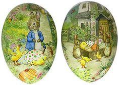 David-Westnedge-Beatrix-Potter-Cardboard-Easter-Eggs-18-cm-pack-of-2