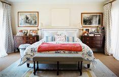bedroom in lonny mag