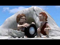 Прогресс в каменном веке - YouTube