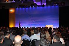 O maior evento de Negócios e Tecnologia da América Latina, o SAP Forum 2013, pôde, na sua 17ª edição, contar com um público de mais de 11 mil pessoas. 3 dias e mais de 400 palestras que trataram de economia, tecnologia, inovação, mobilidade e muito mais.
