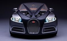 Passion For Luxury : Bugatti to Launch the World's Most Powerful Sedan: 16C Galibier
