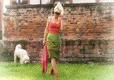 Fashion Diary: Ein Rock - zig Looks Outfit, Fitness, Fashion, Sustainable Fashion, Outfits, Moda, Fashion Styles, Fashion Illustrations, Kleding