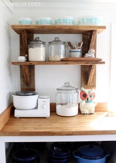 Keeping It Cozy: Our Farmhouse Kitchen