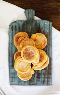 Swedish Cinnamon & Sugar Pastry