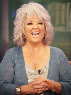 Paula Deen... Just the sweetest & best Southern gal around! ...great cook,too!