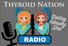 Join Danna & Tiffany, LIVE, every Sunday at 2 pm CT with wonderful guests chit-chatting about all things thyroid! http://thyroidnation.com/thyroid-nation-radio/ #UnitedWeHeal #ThyroidNationRadio #Thyroid