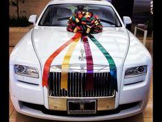 Virtual-V-All...: Salman Khan's Wedding Gift to Arpita - A Rolls-Roy...