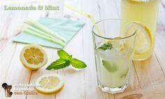 LEMONADE & MINT (Limonada con menta)