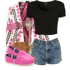 """(:"" by perfectly-mindless on Polyvore"