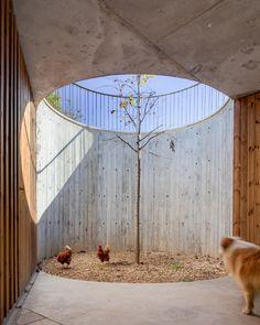 arnau estudi d'arquitectura renovates catalonian farmhouse