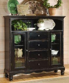 Wilshire Four-Drawer Baker's Cabinet