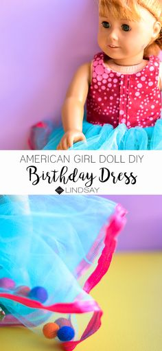 Diy american girl doll birthday outfit created with the cricut maker paper folding crafts, diy Diy Birthday Dress, Birthday Crafts, Easy Sewing Projects, Sewing Projects For Beginners, Paper Folding Crafts, Paper Crafts, Diy Crafts, Felt Bunny, Quilting For Beginners