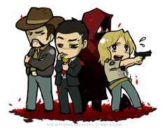 deadly premonition deviantart - Google Search