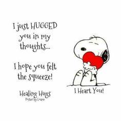 Love & hug Quotes : Oh la la, wat is dit nou :-) - Quotes Sayings Peanuts Quotes, Snoopy Quotes, Hug Quotes, Funny Quotes, Monday Quotes, Happy Quotes, Charlie Brown Quotes, Thinking Of You Quotes, Thinking Of You Images