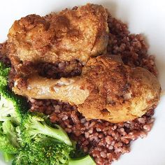 use coconut oil to fry gluten free fried chicken How to Use Coconut Oil: There are Hundreds of Uses of Coconut Oil!