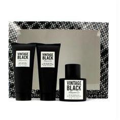 Kenneth Cole Vintage Black for Men