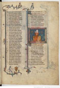 Le Roman de la Rose, par Guillaume de Lorris et Jean de Meun.