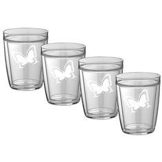 Kasualware Designs 14 Oz. Doublewall Short Drink