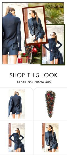 """AAKASHA 2/21"" by blagica92 ❤ liked on Polyvore featuring Lux"
