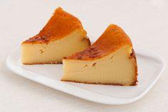 Quesada tarta de queso