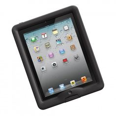 LifeProof nüüd Case for iPad 2/Gen 3 -  The toughest iPad case you can buy -I must get this !
