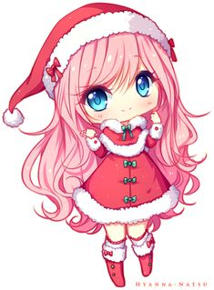 Commission - Christmas Lindy by Hyanna-Natsu.deviantart.com on @DeviantArt
