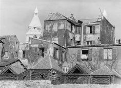 Le maquis de Montmartre en 1890