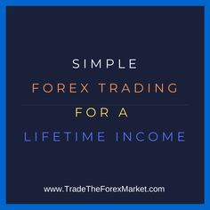 Simple Forex trading leads to a secure retirement with enough money to live without worry. And if you think it is too late to make meaningful money and secure your financial future, this is going to be eye opening. In this article I will go over 3 steps you can take to secure your financial…
