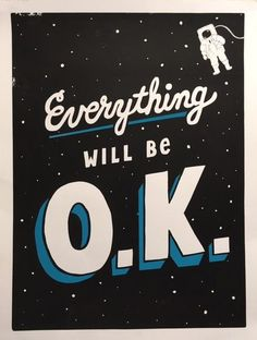 Why Louisville Everything will be O.K. Print