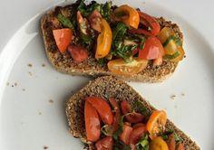 Gluten-free amond bread recipe