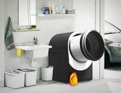 Upward Washing Machines : Sustainable Washing Machine