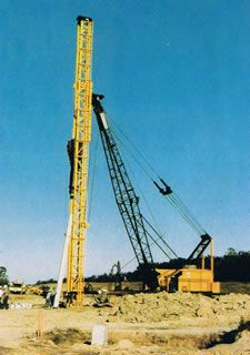 Pile Driver Accessories | Hydraulic Power Systems, Inc. (HPSI) | Quality Pile Drivers