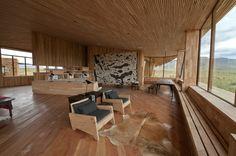 Hotel Tierra Patagonia / Cazu Zegers Arquitectura