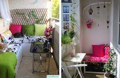 Środowe inspiracje - balkony - Twoje DIY