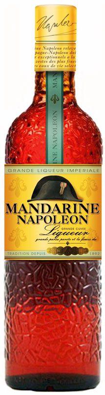 AMERICANcocktails.com - Mandarine Napoleon Grande Cuvee Liqueur Review