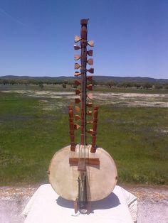 Kora História cantada dos instrumentos do mundo www.vozetnica.blogspot.com