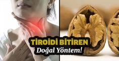 Tiroid probleminize doğal çözüm!
