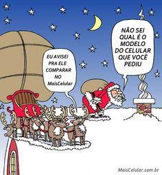 Feliz Natal! http://www.maiscelular.com.br