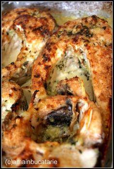 Fish Recipes, Great Recipes, Skinny Recipes, Healthy Recipes, Skinny Meals, Romanian Food, Romanian Recipes, Good Food, Yummy Food