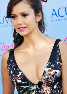 d8b54e7f009 Nina Dobrev from The Vampire Diaries at the Teen Choice Awards August 2013