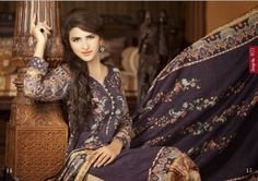 Rashid Textile Luxury Persian Cupro Suiting Collection 2014-15