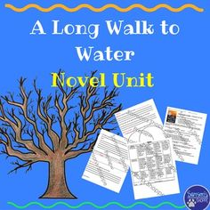 A Long Walk to Water Novel Unit:This is a unit plan and guided reading packet for the novel, A Long Walk to Water. Included in this plan are  background information a guided reading packet several review materials, including Trashketball Game assessments several ideas for after reading activities and projectsQuestioning is aligned to Common Core Standards.