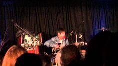 Osric Chau singing Slide by Goo Goo Dolls SPN DCCon 2014