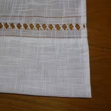 Resultado de imagen de cortinas hechas vainicas