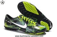 pretty nice 865d8 78e47 Nike Mercurial Vapor (Flash Lime Black White) IX TF TROPICAL PACK Football  Boots