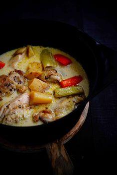 Cocotte de poulet au cidre et aux légumes | On dine chez Nanou