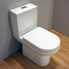 Libra Close Coupled Toilet inc Soft Close Seat £129